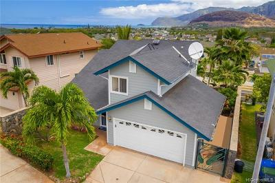 Waianae Single Family Home For Sale: 87-1004 Huamoa Street