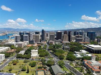Central Oahu, Diamond Head, Ewa Plain, Hawaii Kai, Honolulu County, Kailua, Kaneohe, Leeward Coast, Makakilo, Metro Oahu, North Shore, Pearl City, Waipahu Rental For Rent: 801 South Street #4612