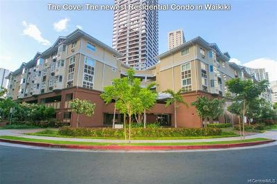 Honolulu Condo/Townhouse For Sale: 1810 Kaioo Drive #B408
