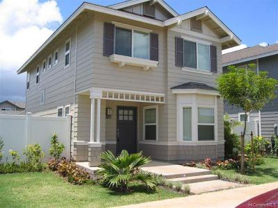 Central Oahu, Diamond Head, Ewa Plain, Hawaii Kai, Honolulu County, Kailua, Kaneohe, Leeward Coast, Makakilo, Metro Oahu, North Shore, Pearl City, Waipahu Rental For Rent: 91-1014 Kai Kukuma Street