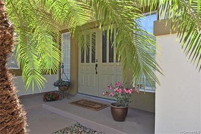 Honolulu Single Family Home For Sale: 1098 Kuekue Street