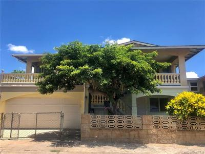 Waianae Single Family Home For Sale: 87-180 Manuliilii Place