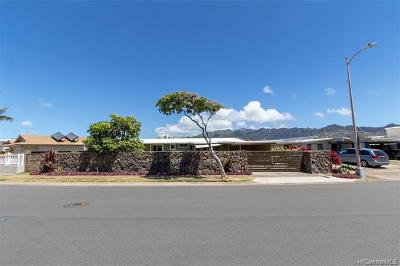 Single Family Home For Sale: 354 Kaumakani Street