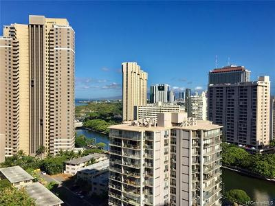 Honolulu HI Condo/Townhouse For Sale: $323,000