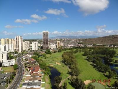 Central Oahu, Diamond Head, Ewa Plain, Hawaii Kai, Honolulu County, Kailua, Kaneohe, Leeward Coast, Makakilo, Metro Oahu, North Shore, Pearl City, Waipahu Rental For Rent: 5333 Likini Street #2502