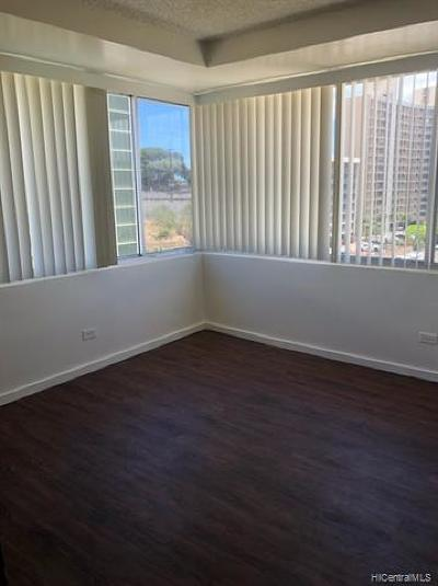 Central Oahu, Diamond Head, Ewa Plain, Hawaii Kai, Honolulu County, Kailua, Kaneohe, Leeward Coast, Makakilo, Metro Oahu, North Shore, Pearl City, Waipahu Rental For Rent: 2888 Ala Ilima Street #808