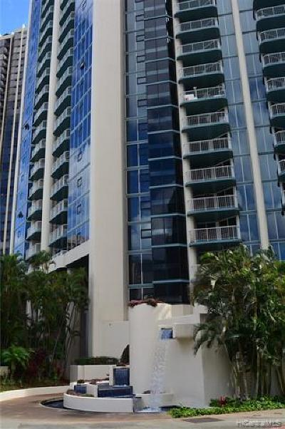Honolulu Condo/Townhouse For Sale: 1212 Nuuanu Avenue #1805