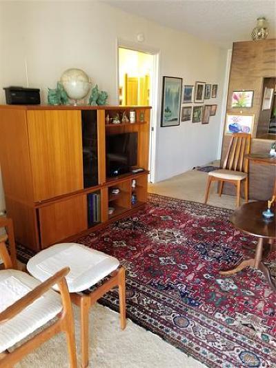 Honolulu Condo/Townhouse For Sale: 1201 W Wilder Avenue #601