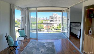 Honolulu Condo/Townhouse For Sale: 1617 Keeaumoku Street #1108