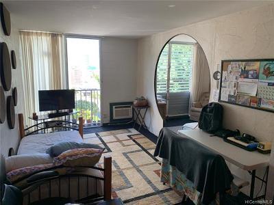 Honolulu HI Condo/Townhouse For Sale: $260,000