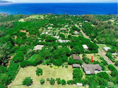 Haleiwa Single Family Home For Sale