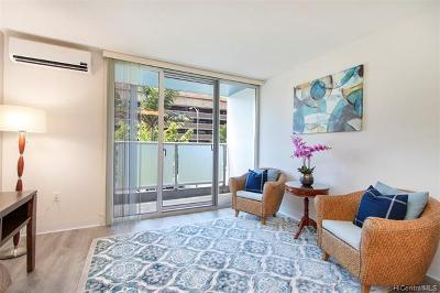 Honolulu Condo/Townhouse For Sale: 801 South Street #208