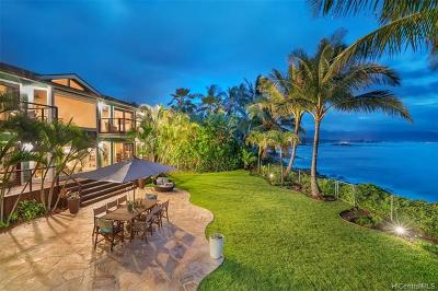 Haleiwa Single Family Home For Sale: 61-181 Iliohu Place