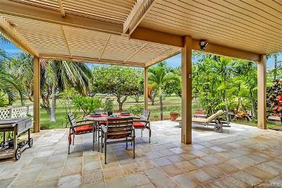 Honolulu Single Family Home For Sale: 302 Kealahou Street