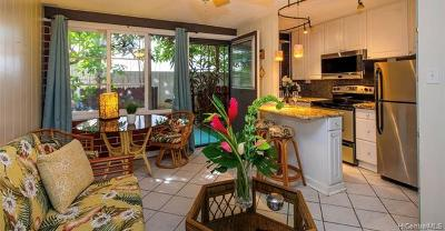 Honolulu HI Condo/Townhouse For Sale: $128,000