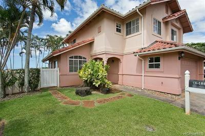 Waipahu Single Family Home For Sale: 94-1000 Maiau Street #154