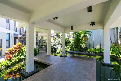 Kailua Condo/Townhouse For Sale: 1020 Aoloa Place #302A