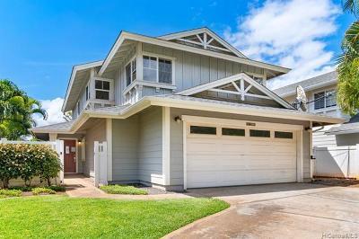 Waianae Single Family Home For Sale: 87-2089 Pakeke Street