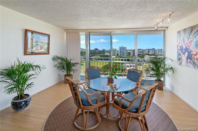 Condo/Townhouse For Sale: 1325 Wilder Avenue #13 Makai