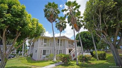 Waipahu Condo/Townhouse For Sale: 94-652 Lumiaina Street #X104