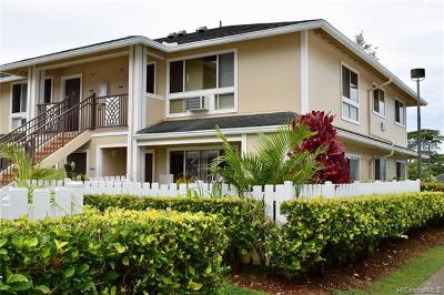 Mililani Condo/Townhouse For Sale: 95-1093 Koolani Drive #272