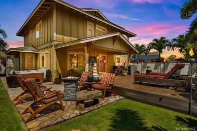 Honolulu County Single Family Home For Sale: 87-1933 Pakeke Street