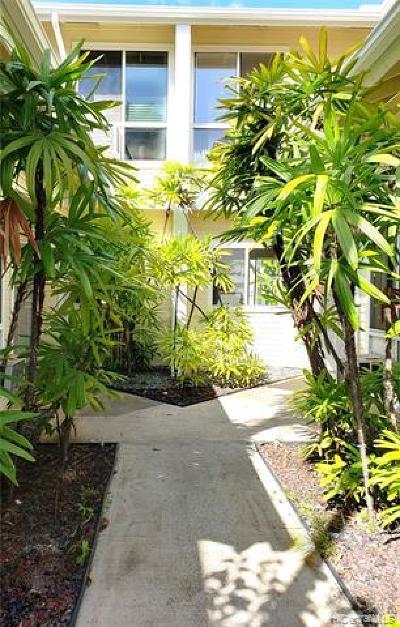 Ewa Beach Condo/Townhouse For Sale: 91-957 Laaulu Street #F