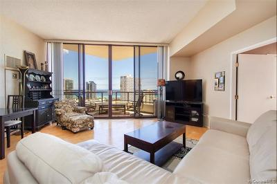Hawaii County, Honolulu County Condo/Townhouse For Sale: 725 Kapiolani Boulevard #2902