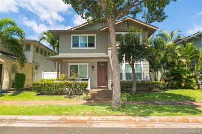 Ewa Beach Single Family Home For Sale: 91-1032 Kaianae Street