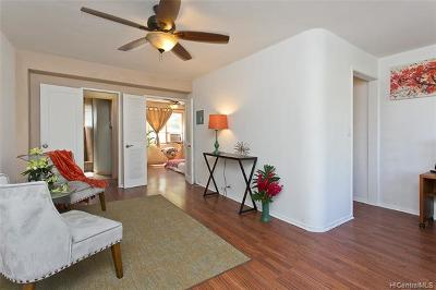 Honolulu HI Condo/Townhouse For Sale: $294,000