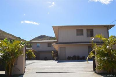 Kailua Single Family Home For Sale: 335 Ilimano Street