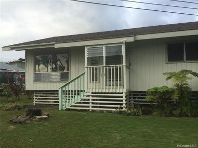 Kaneohe Rental For Rent: 45-551 Paleka Road #A