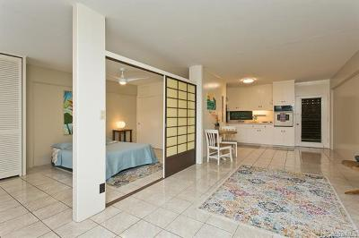 Condo/Townhouse For Sale: 1630 Makiki Street #A103