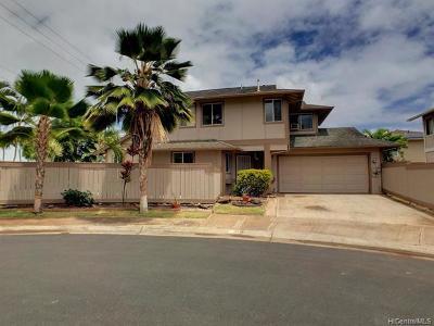 Ewa Beach Rental For Rent: 91-969 Puhikani Street