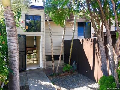 Waianae HI Condo/Townhouse For Sale: $225,000