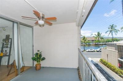 Honolulu HI Condo/Townhouse For Sale: $160,000