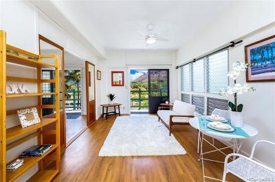 Honolulu Condo/Townhouse For Sale: 2957 Kalakaua Avenue #501