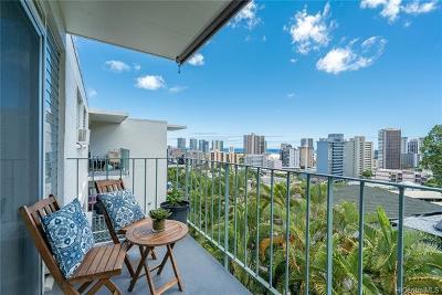 Honolulu Condo/Townhouse For Sale: 1019 Maunaihi Place #305
