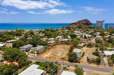 Waianae Residential Lots & Land For Sale: 84-993 Lahaina Street #1