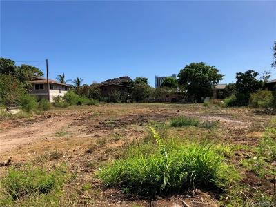 Waianae Residential Lots & Land For Sale: 84-993 Lahaina Street #4