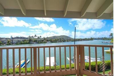 Honolulu Condo/Townhouse For Sale: 7007 Hawaii Kai Drive #H23