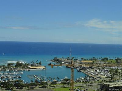 Honolulu County Condo/Townhouse For Sale: 1009 Kapiolani Boulevard #4108