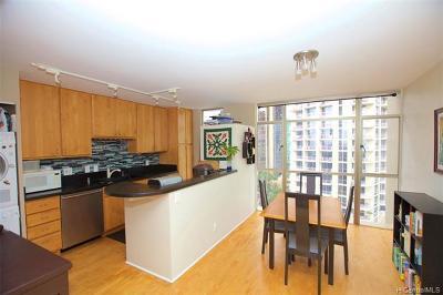 Honolulu Condo/Townhouse For Sale: 2033 Nuuanu Avenue #15C
