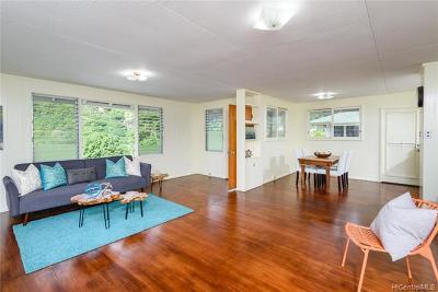 Single Family Home For Sale: 2373 Kuahea Street