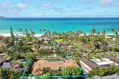 Kailua Single Family Home For Sale: 103 Kaapuni Drive