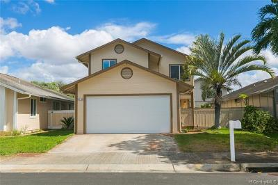 Honolulu County Single Family Home For Sale: 91-130 Puhikani Place