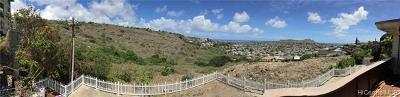 Honolulu Residential Lots & Land For Sale: 3865 Pukalani Place