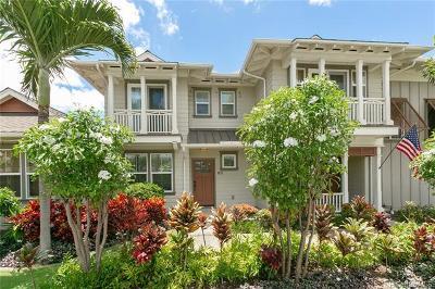 Ewa Beach Condo/Townhouse For Sale: 91-1379 Keoneula Boulevard #1302