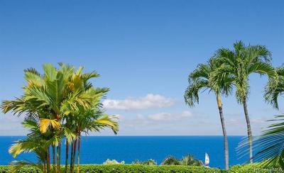 Single Family Home For Sale: 77-203 Hoowaiwai Place