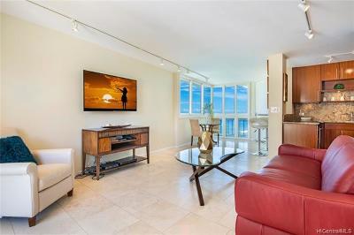Honolulu Condo/Townhouse For Sale: 2943 Kalakaua Avenue #PH-1207